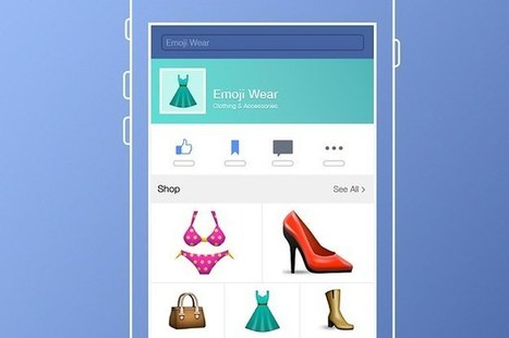 Facebook Takes Big Step Forward On Commerce, Builds Shops Into Pages | Social Media Tips & News | Scoop.it