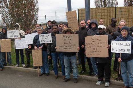 d758c71b9d6 Plaisir - Les salariés de la SGI déterminés à faire interdire leur  licenciement