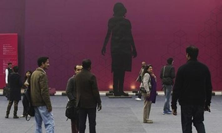 India's 'missing' women cast shadow over national art fair   For Art's Sake-1   Scoop.it