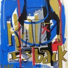 Tarek | Katz is back - Artsper | The art of Tarek | Scoop.it