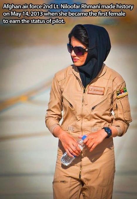 Women Pilots Rock! | Coffee Party Feminists | Scoop.it