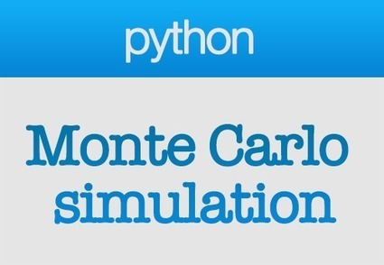 How to apply Monte Carlo simulation to forecast