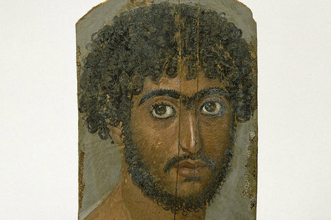 Unraveling the Mystery of the Bearded Man - | Ancient Egypt and Nubia | Scoop.it