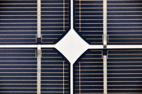 World's first completely black silicon solar cell promises enhanced output | Eco Chunk | Energies renovables i eficiència energètica | Scoop.it