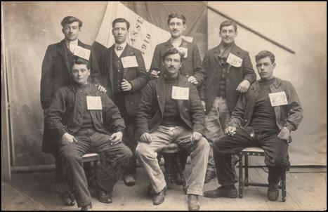 Ah ! Les jeunes ! - Faire parler les images (1914-1918) | CGMA Généalogie | Scoop.it