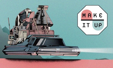 Wiithaa » Make It Up c'est parti ! | Make It Up 2012 | Scoop.it