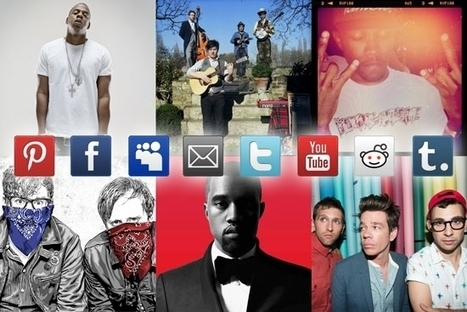 How To Win The Most Grammys? Social Media Buzz! - Forbes | All about Web | Scoop.it