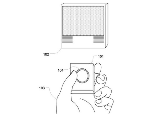 Apple TV : une télécommande avec Touch ID ? - iGeneration | Apple, IMac and other Iproducts | Scoop.it