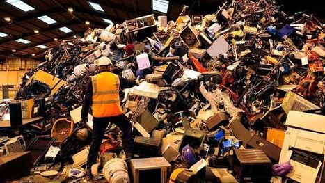 Study finds dramatic increase in amount of e-waste discarded across Asia | Electronics - Issues and Problems | Scoop.it