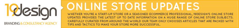 Online Store Updates