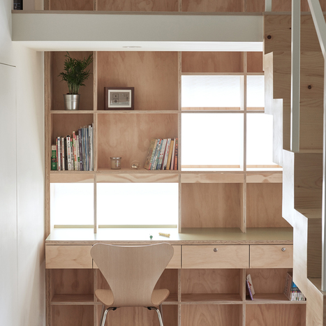 10 of the most popular homes with clever storage on Pinterest   What's new in Design + Architecture?   Scoop.it