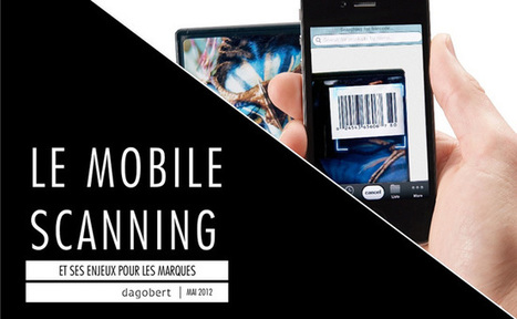 Le mobile scanning   Be Marketing 3.0   Scoop.it