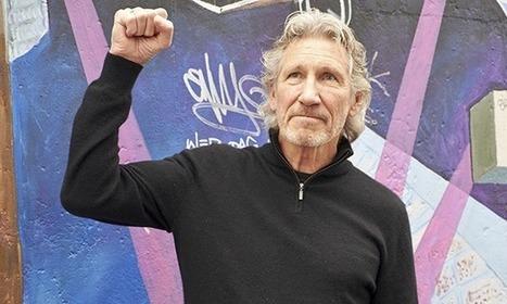 Former Pink Floyd frontman sparks fury by comparing Israelis to Nazis   Saif al Islam   Scoop.it