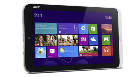 The First Small Windows Tablet Will Be Available in June | Brandable domain names | Scoop.it