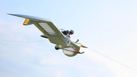 Il a réalisé le planeur de Nausicaä | Ressources pour la Technologie au College | Scoop.it