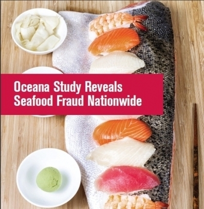 Oceana Study Reveals Seafood Fraud Nationwide   Health and Nutrition   Scoop.it