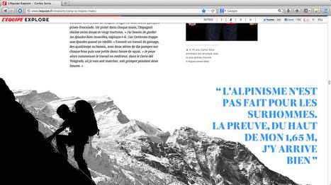 Journalisme numérique : la taille, ca compte... | EcritureS - WritingZ | Scoop.it