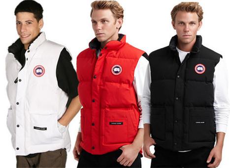 buy canada goose vest