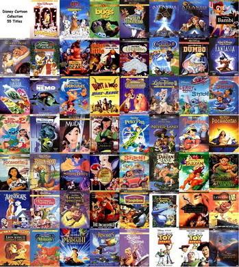 326 Disney (1937-2010) Movies Pack - 250GB - [1Link]   Cinemania   Scoop.it