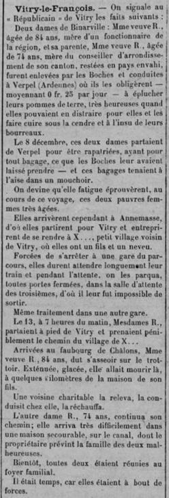 Des veuves et des patates   Auprès de nos Racines - Généalogie   Scoop.it