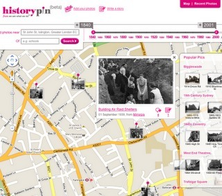 Notes from a preview of the updated Historypin | Digital Collections | Scoop.it