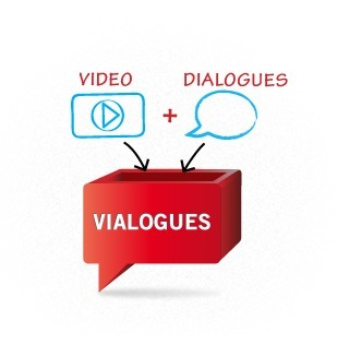 Vialogues : Meaningful discussions around video | Blended Learning: Mixing Methods and Delivery | Scoop.it