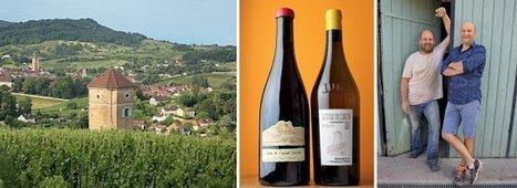 Domaines Ganevat et Tissot, pièce en trois actes dans un Jura étonnant | Gastronomy & Wines | Scoop.it