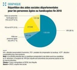 Aide sociale aux personnes âgées ou handicapées : les départements ont attribué 2 millions de prestations fin 2018 - Ministère des Solidarités et de la Santé