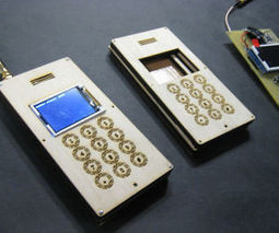 MIT student builds wooden DIY cellphone for $150 | Creative Feeds | Scoop.it