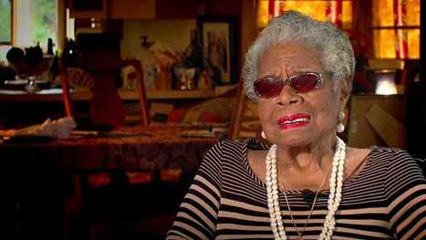 """""""I've learned that people will forget what you said, people will forget what you did, but people will never forget how you made them feel.""""  Maya Angelou dead at 86 