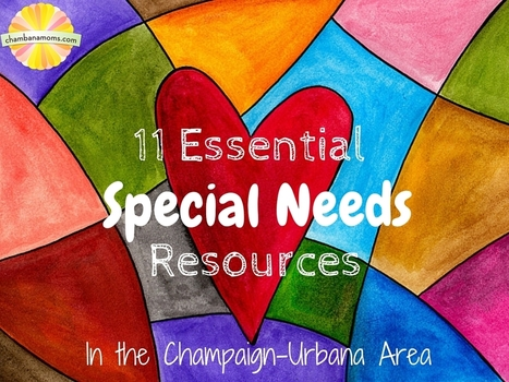11 Essential Special Needs Resources in Champaign-Urbana | Special Needs Issues | Scoop.it