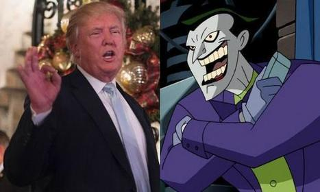 Mark Hamill records Donald Trump's Meryl Streep Twitter rant as The Joker | Welfare, Disability, Politics and People's Right's | Scoop.it