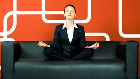 Business Executives Continue To Embrace Mindfulness | Video Of The Day Influences | Scoop.it