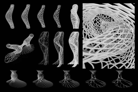 Building – /// AADRL - Urban Reef : Parametric Urbanism Project by Shampoo /// | {S}PATIAL .BRAIN | Scoop.it