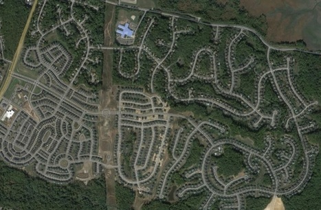 The steep costs of living so far apart from each other | Geography Education | Scoop.it