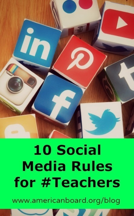 10 Social Media Rules for Teachers The ABCTE