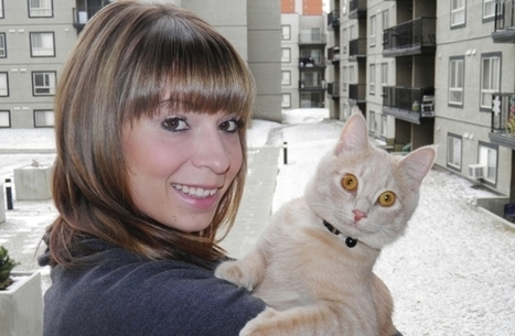 U of A students home in on homeless pets | Responsible Pet Parenting | Scoop.it