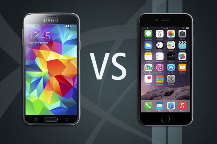 iPhone 6, how it compares to the Galaxy S5 - FileBistro.com | Machinimania | Scoop.it