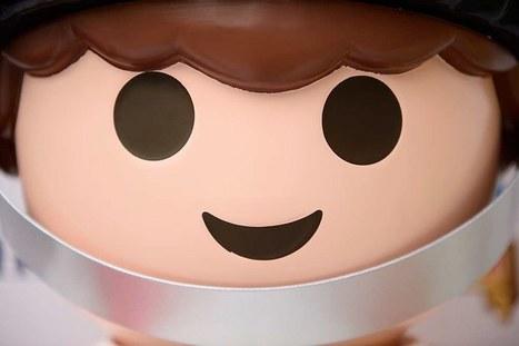 Après Lego, Playmobil va faire l'objet d'un film | Film adhésif | Scoop.it