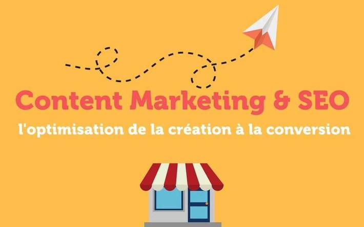 Content Marketing et SEO : l'optimisation de la création à la conversion | Solutions locales | Scoop.it