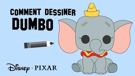 comment dessiner dumbo chibi - Comment Dessiner Une Licorne