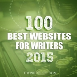 The 100 Best Websites for Writers in 2015 | Indie Writing | Scoop.it