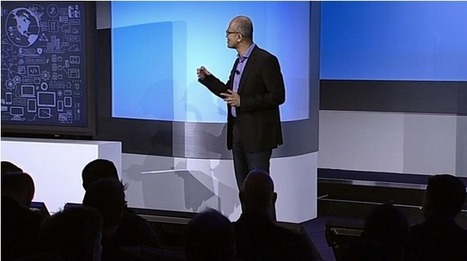 Microsoft is trying to be the platform company for big data apps, too | Open Data & Big Data | Scoop.it