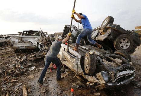A Tornado Hits Moore, Oklahoma | Epic pics | Scoop.it
