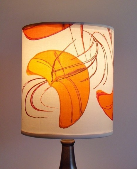 Lampshade in whats been spotted on etsy today scoop finn fab designs autumn lamp shade by finnfabdesigns on etsy aloadofball Choice Image