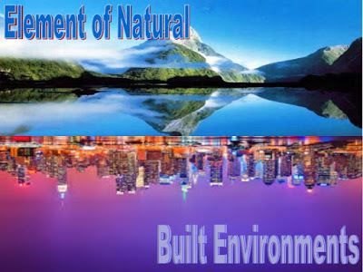 features of an environment