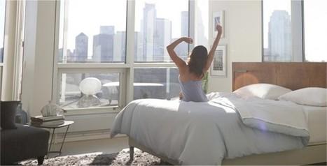Un lit qui vous empêche de ronfler et vous réchauffe | geeko | Freewares | Scoop.it