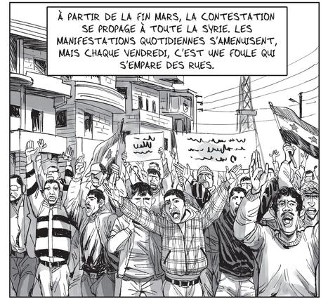 Les hasards d'une jeunesse syrienne | Images fixes et animées - Clemi Montpellier | Scoop.it