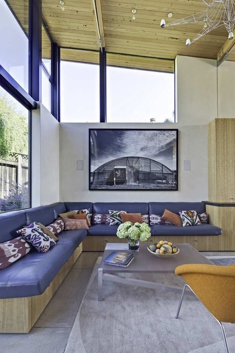 Modern and Rustic Stinson Beach House by WA Design - Home ... | Beautiful Beach Houses | Scoop.it