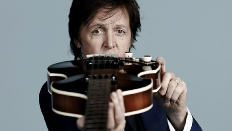Bringing Storytelling Back to Music with Paul McCartney and VR | Hitchhiker | Scoop.it